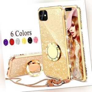 Für Xiaomi 11 / Redmi Note 10 Pro Bling Ring Schutzhülle Case Cover Handy Tasche
