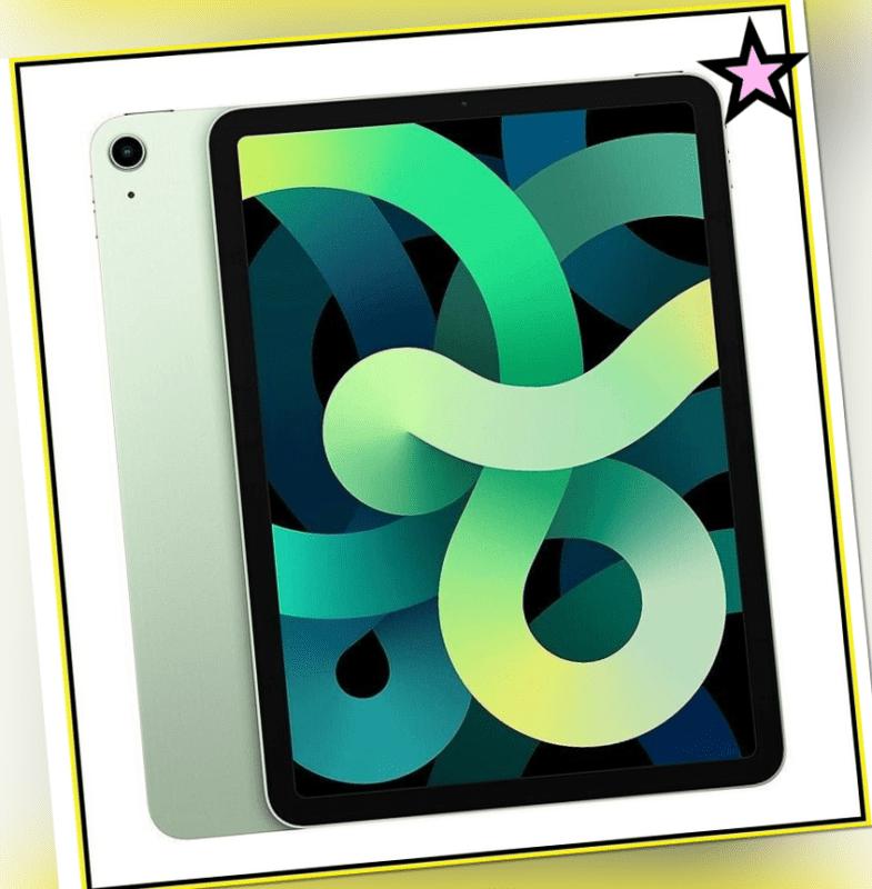 Apple iPad Air 4 Gen.2020 256GB Green Wifi 10,9 Zoll WLAN Tablet versiegelt NEU