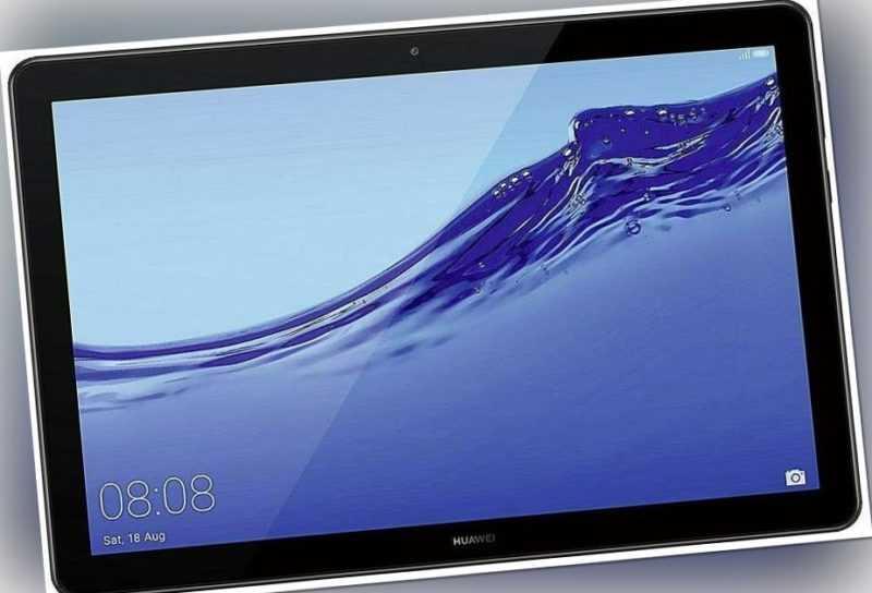 Huawei MediaPad (10 Zoll) Tablet-PC (64GB Speicher, 4GB RAM, Android 8.0) WOW