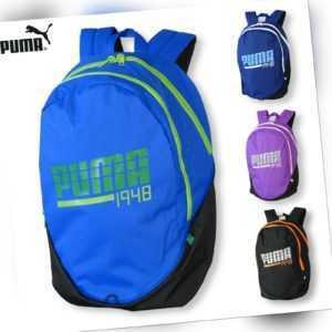 PUMA Graphic Backpack Rucksack für Sport Freizeit Schule Outdoor Reise, Farbwahl