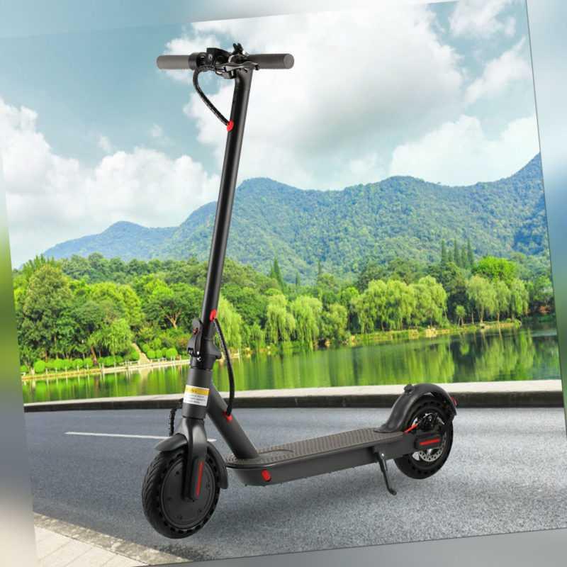 10400mAh E-Scooter Elektroroller Faltbar Escooter Elektro Roller 32km Reichweite