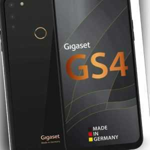 Gigaset GS4 Smartphone - Made in Germany - 6,3 Zoll Full HD+ - Android 10