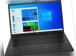 HP 17,3 Zoll Notebook 17-cn0212ng 256GB SSD 8GB RAM Intel N5030 USB-C B-Ware