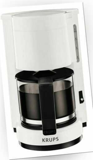 Krups F1830110 AromaCafe 5 Kaffeemaschine Filterkaffeemaschine 5 Tassen 850 Watt