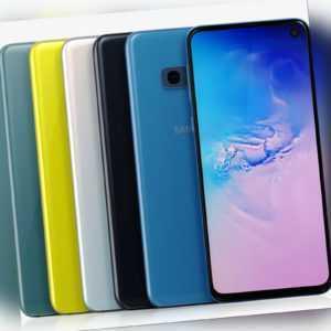 Samsung Galaxy S10e SM-G970 - 128GB - (Ohne Vertrag) (Ohne...