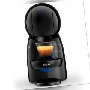 Krups KP1A08 Dolce Gusto Piccolo XS NESCAFE Kapselkaffeemaschine schwarz blau