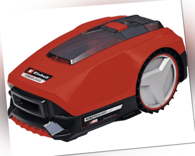Mähroboter Einhell Power X-Change Freelexo 300 Rasenmäher ohne Akku / Ladeger Y2