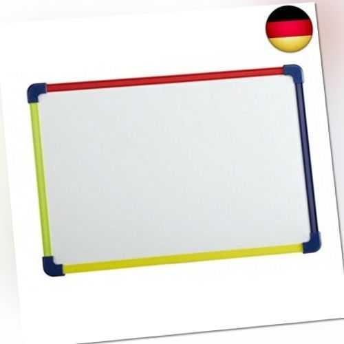 Maul 6281299 Bunte Magnettafel, 35x 24cm, Whiteboard, Tragbare Schreibtafel 35