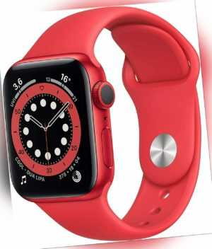 APPLE Watch S6 GPS 40 mm Alugehäuse Sportband PRODUCT(RED) M00A3FD/A B-Ware