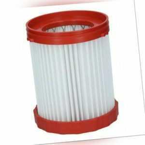 Bosch Faltenfilter Zubehör für Akku Sauger GAS 18V-10 L - 2608000663