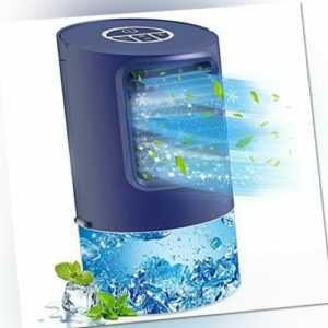 Mini Klimaanlage Mobiles Klimagerät TedGem Air Cooler  Luftkühler Kabelgebunden