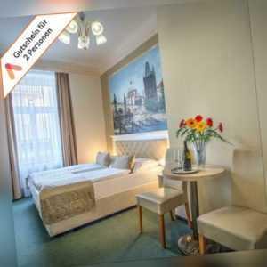 Kurzreise Prag 4 Tage für 2 Personen im zentralen First Class Hotel Gutschein
