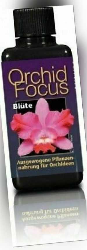 Dünger Orchideen Orchid Focus Blüte 100 ml Konzentrat Flüssigdünger