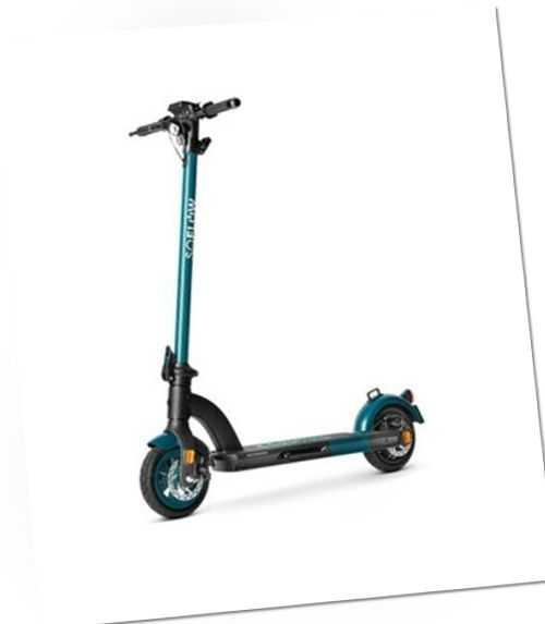 SOFLOW SO4 Gen 2 E-Scooter 7.8 AH Roller faltbar Blinker Straßenzulassung grün