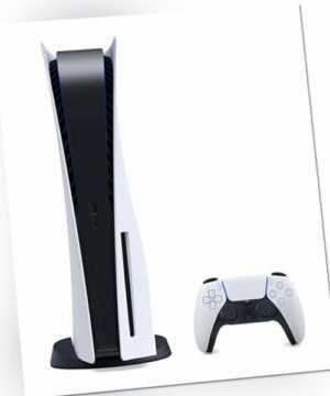 Sony Playstation 5 Konsole - PS5 Disk Edition - mit Laufwerk - 825GB NEU OVP