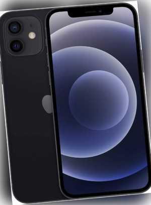 Apple iPhone 12 Mini - 128GB - SCHWARZ 🔥 NEU & OVP 🔥 OHNE VERTRAG - WOW