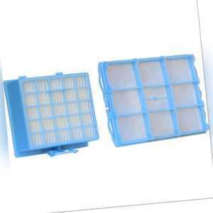 Filter Set: 1 HEPA, 1 Motorfilter geeignet für Siemens synchropower VS06G2410/03