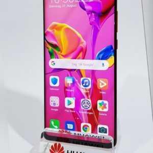 ☘ Huawei P30 Pro DualSim 128GB, Amber Sunrise, Handy 4G, Wie Neu ☘