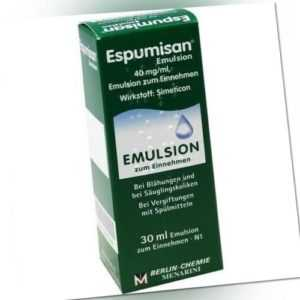 ESPUMISAN Emulsion 30ml PZN 6890466