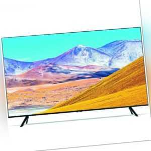Samsung GU50TU8079UXZG 125 cm (50 Zoll) 4K-LED-TV, Smart TV, 2100PQI, schwarz