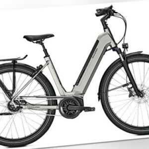Raleigh, Bristol XXL, Wave, 28Z, 5G, Bosch 625Wh, E-Bike grau matt 170 kg  RH 48