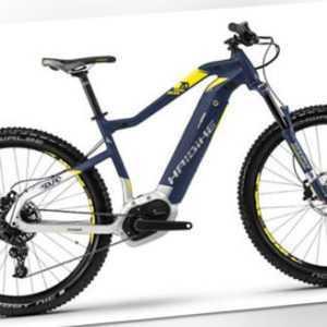 "Haibike SDuro HardSeven 7.0 27,5"" E-Bike MTB 2018 Elektrofahrrad  RH 48/L Bosch"