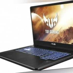 """ASUS TUF Gaming FX705DT-H7113T 17,3"""" FHD / AMD Ryzen 7 3750H / 16GB / 512GB SSD"""
