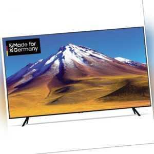 Samsung GU55TU6999U 138 cm (55 Zoll) LCD-TV mit LED-Technik nachtschwarz