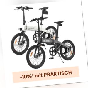 HIMO Z20 20 Zoll Elektrische Fahrrad 36V 250W Klappbar Elektrofahrrad E-Bike EU