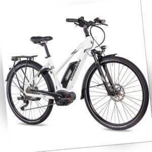 28 Zoll E-Citybike Damen CHRISSON E-ACTOURUS 10G Shimano BOSCH 400Wh B-WARE