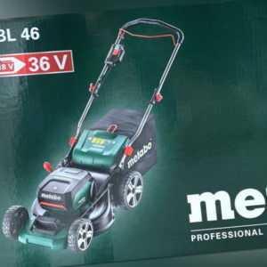 Metabo RM 36-18 LTX BL 46 18V Akku-Rasenmäher Solo 601606850