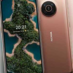 Nokia X20 128GB/8GB Midnight Sun 5G Smartphone - WIE NEU -...