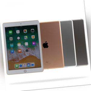 """Apple iPad 2018 / 32GB / Wi-Fi / 9,7"""" / Grau Gold Silber / MwSt. / Wie Neu"""