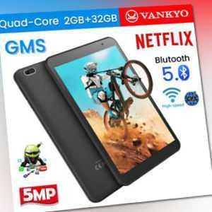 "Vankyo MatrixPad S8 Android 9.0 8"" Zoll Wifi Tablet PC WLAN 2+32GB Quad-core GPS"