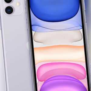 APPLE iPhone 11 256GB 6,1 Zoll 12MP Dual Kamera Dual-SIM purple MHDU3ZD/A B-WARE