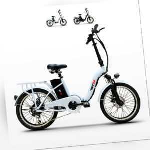 Fahrrad Elektrofahrrad Faltbike Rks Gt 25 Shimano