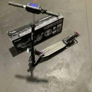 IconBit E-Scooter mit Straßenzulassung Halterung Defekt #40