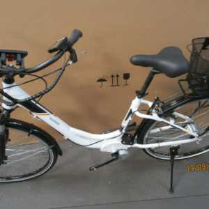 Telefunken RC 870 Damen City E-Bike Pedelec 28 Zoll weiß 36V Mittelmotor