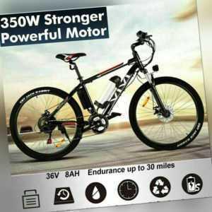 E-bike 26 Zoll Elektrofahrrad Mountainbike Elektrisches Fahrrad Shimano E 222