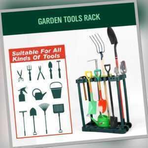 Gerätehalter Gartengerätehalter Freistehend Lagerung Werkzeug Regal