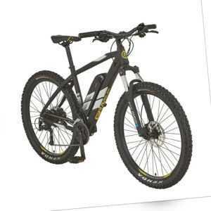 E-Bike Mountainbike PROPHETE GRAVELER E-MTB 27,5 BLAUPUNKT HR-Motor