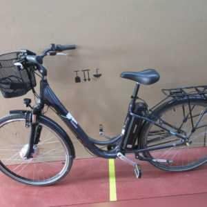 Telefunken RC745 Damen City E-Bike 28 Zoll 3G Shimano Gangschaltung Pedelec 36V