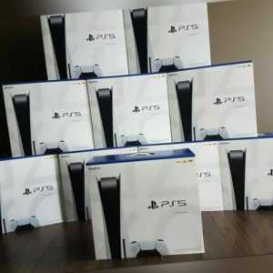 Sony PLAYSTATION 5,PS5 Cfi-1000a01, Cfi-1000b01 Auswahl Konsole Japan Neu