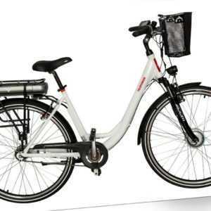 Telefunken E-Bike 28 Zoll Damen Citybike Pedelec 7Gang Shimano Multitalent RC657