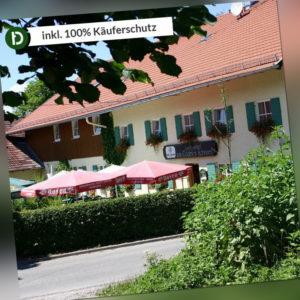Allgäu 8 Tage Mauerstetten Urlaub Hotel Zum Goldenen Schwanen Reise-Gutschein