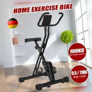 Heimtrainer Fahrrad Fitness X-Bike Hometrainer Trimmrad Indoor Cycling Fahrrad