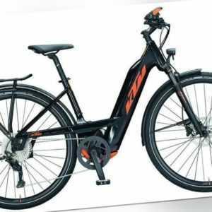 KTM Macina Sport 630 PTS E-Bike 2021 - Schwarz - RH: 56 CM