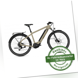 Ghost E-Square Trekking Essential Y AL U Yamaha Elektro Fahrrad 2021
